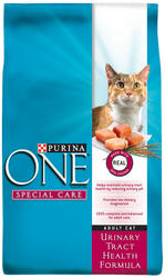 Purina ONE Urinary Tract Health Formula Cat Food - 7 lbs