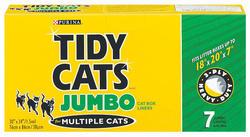 Purina Tidy Cats Jumbo Cat Box Liners - 7-ct