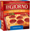 DiGiorno Single Serve Thin Crispy Crust Pepperoni Pizza - 8.4 oz