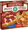 DiGiorno Hand-Tossed Pepperoni Pizza & Buffalo-Style Boneless Wyngz - 31.2 oz