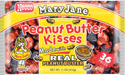 Mary Jane Peanut Butter Kisses - 11 oz