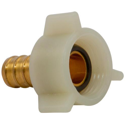 Nibco pex faucet swivel adapter at menards