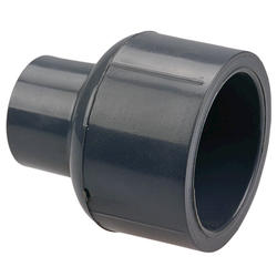 "2-1/2""x2"" Socket Coupling PVC Schedule 80"