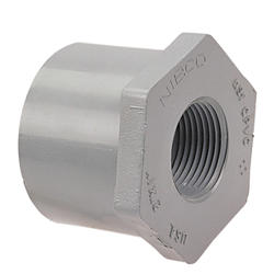 "3""x2-1/2""  Flush SpigotxThreaded Bushing CPVC Schedule 80"