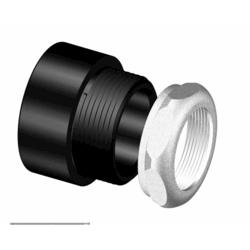 "1-1/2""x1-1/4""Trap Adapter ABS"