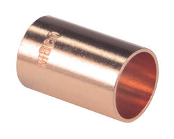"1-1/2"" x 1/2"" Copper Pressure Reducing Coupling with Stop"