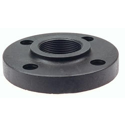 "1-1/4""Threaded Flange, 1-Piece (Solid) Polypropylene Schedule 80"