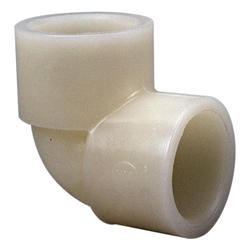 "3"" Socket 90 Degree Elbow PVDF Schedule 80"