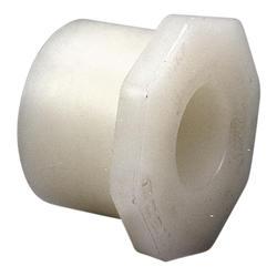 "3/4""x1/2"" Flush Socket Reducer Bushing PVDF Schedule 80"