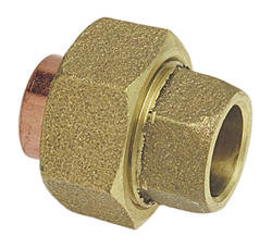 """1-1/2"""" Copper Alloy Pressure Union"""