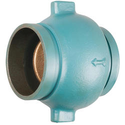 """NIBCO 12"""" Grooved Silent Check Valve, UL Listed"""