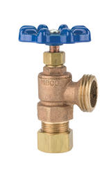 "NIBCO 1/2"" Boiler Drain - Transition, Compression To Hose"
