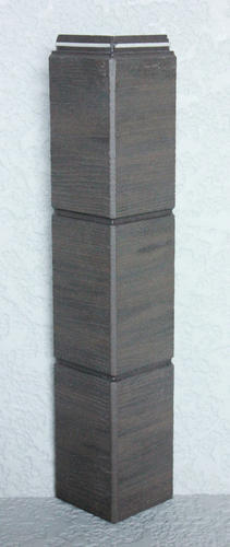Nichiha vintagewood bark corner at menards for Nichiha siding price