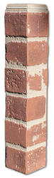 Nichiha Vintage Brick Corner