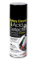 Battery Cleaner and Acid Detector