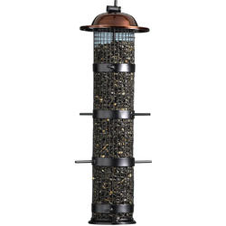 North States™ Screened Tower Hanging Bird Feeder