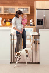 North States™ Tall Easy-Close Pet Gate