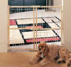Wire Mesh Security Gate
