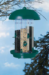 North States™ Super Feeder with 6' Aluminum Pole