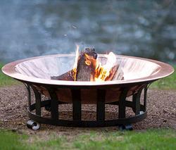Premium 40'' Copper Fire Pit
