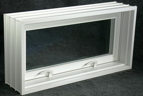 Perma Buk Iii Pour In Place Hopper Casement Window At Menards 174