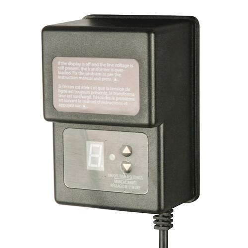 patriot lighting 45 watt outdoor low voltage transformer at menards. Black Bedroom Furniture Sets. Home Design Ideas