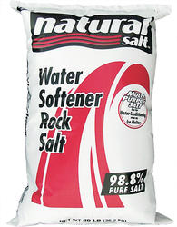 Natural Salt Water Softener Rock Salt - 80 lb