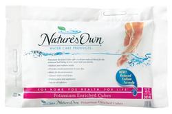 Nature's Own Potassium-Enriched Water Softener Cubes - 40 lb