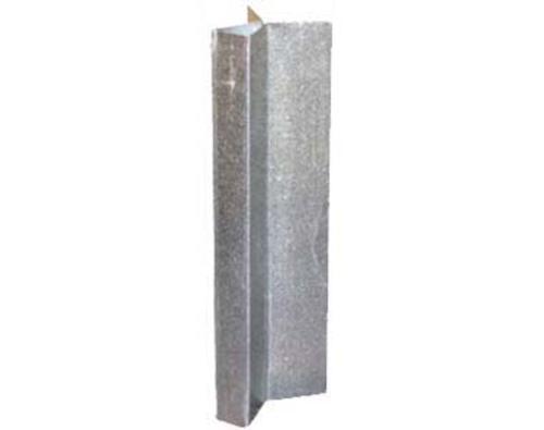 Novabrik 90 Degree Galvanized Steel Corner Starter Strip