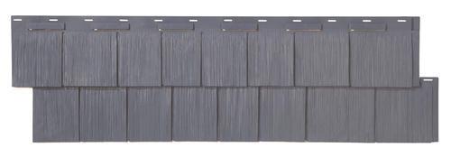 Novishingle Cedar Vinyl Siding Shingle Look Panel Sq