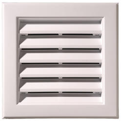 "12"" x 12""  Square Gable Vent"