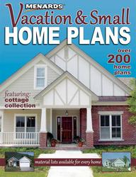 Menards Vacation and Small Home Plans