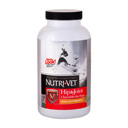 Nutri-Vet® Hip and Joint Level 1 Chewables for Dogs - 75 ct.