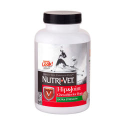 Nutri-Vet® Hip and Joint Level 2 Chewables for Medium and Large Dogs - 75 ct.