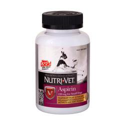 Nutri-Vet® Aspirin for Small Dogs - 100 ct.