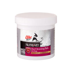 Nutri-Vet® Ear Cleansing Pads for Dogs - 90 ct.