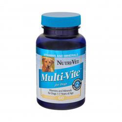 Nutri-Vet® Multi-Vite™ Vitamins for Dogs - 60 ct.