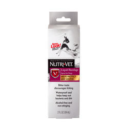 Nutri-Vet® Liquid Bandage Spray for Dogs - 4 oz.