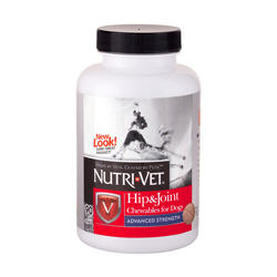 Nutri-Vet® Hip and Joint Level 3 Chewables for Dogs - 100 ct.