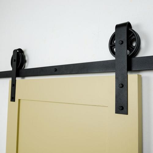 Vintage Strap Barn Door Hardware Kit At Menards 174
