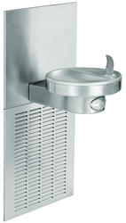 8 Gal. Stainless Steel Single Radii Fountain
