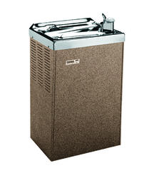 8 Gal. Stainless Steel On-A-Wall Water Cooler