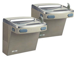 8 Gal. Stainless Steel Filtered Universal Bi-Level