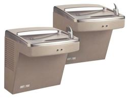 8 Gal. Sandstone Filtered Universal Bi-Level Electric Eye Water Cooler