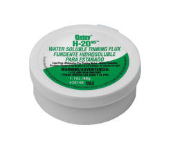 H20®95 Water Soluble Tinning Flux, 1.7 oz.