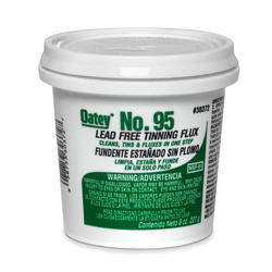 No. 95 Lead Free Tinning Flux, 8 oz.