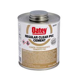 32 oz. LoVOC PVC Regular Clear Cement