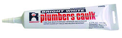 Plumbers Caulk  (White) 6 fl. oz. Tube