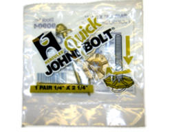 "Johni Quick Bolt - 1/4"" Diameter  - 2 Per Pack"
