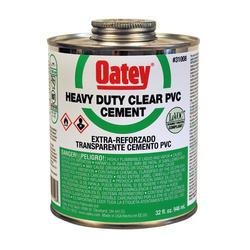 4 oz. LoVOC PVC Heavy Duty Clear Cement